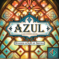 Azul: Stained Glass of Sintra (eng. regler)