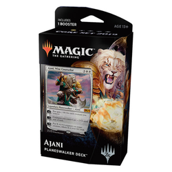 Magic The Gathering: Core 2019 Planeswalker Deck - Ajani