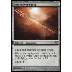Magic löskort: Avacyn Restored: Moonsilver Spear