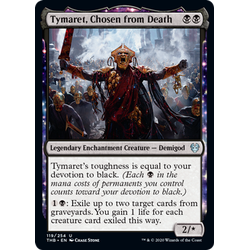 Magic löskort: Theros: Beyond Death: Tymaret, Chosen from Death
