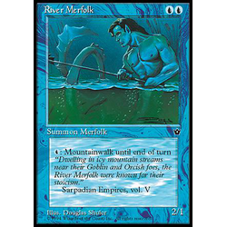 Magic löskort: Fallen Empires: River Merfolk