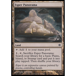 Magic löskort: Shards of Alara Esper Panorama
