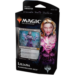 Magic The Gathering: Core 2019 Planeswalker Deck - Liliana