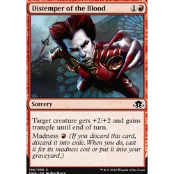 Magic löskort: Eldritch Moon: Distemper of the Blood