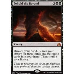 Magic löskort: Shadows over Innistrad: Behold the Beyond