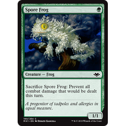Magic löskort: Modern Horizons: Spore Frog