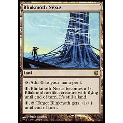 Magic löskort: Darksteel: Blinkmoth Nexus
