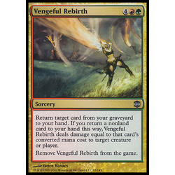 Magic löskort: Alara Reborn: Vengeful Rebirth