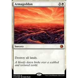 Magic löskort: Annihilation: Armageddon