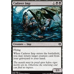 Magic löskort: Zendikar vs Eldrazi: Cadaver Imp