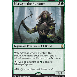 Magic löskort: Dominaria: Marwyn, the Nurturer