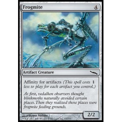 Magic löskort: Mirrodin: Frogmite