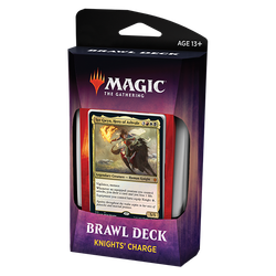 Magic The Gathering: Throne of Eldraine Brawl Deck - Knights' Charge