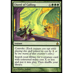 Magic Löskort: Ravnica: Chord of Calling