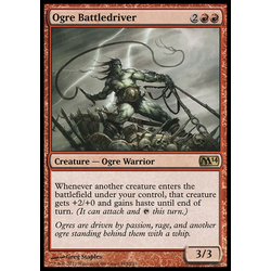 Magic löskort: Magic 2014: Ogre Battledriver