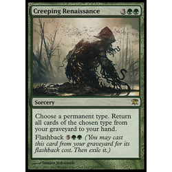 Magic löskort: Innistrad: Creeping Renaissance