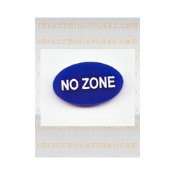 Fantasy Football Accessories - No Zone Token (1st) (Impact)