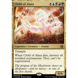 Magic löskort: Annihilation: Child of Alara