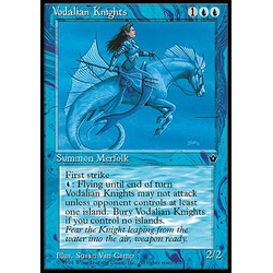 Magic löskort: Fallen Empires: Vodalian Knights