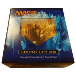 Magic The Gathering: Holiday Gift Box 2012, Return to Ravnica