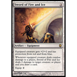 Magic löskort: Darksteel: Sword of Fire and Ice