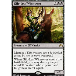 Magic löskort: Origins: Gilt-Leaf Winnower