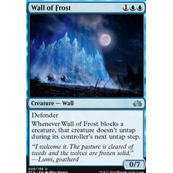 Magic löskort: Planechase Anthology: Wall of Frost