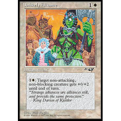 Magic löskort: Alliances: Unlikely Alliance