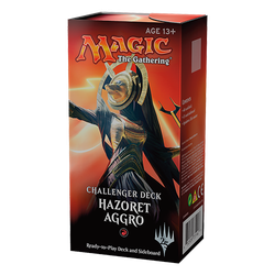 Magic The Gathering: Challenger Deck Hazoret Aggro