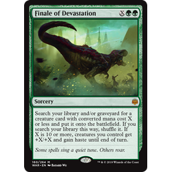Magic löskort: War of the Spark: Finale of Devastation
