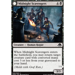 Magic löskort: Eldritch Moon: Midnight Scavengers
