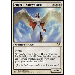 Magic löskort: Avacyn Restored: Angel of Glory's Rise (Foil)