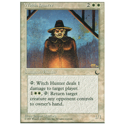 Magic löskort: Chronicles: Witch Hunter
