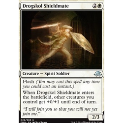 Magic löskort: Eldritch Moon: Drogskol Shieldmate