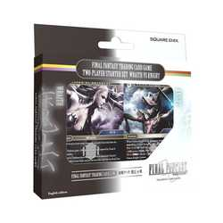 Final Fantasy TCG: Two Player Starter Set Wraith vs Knight