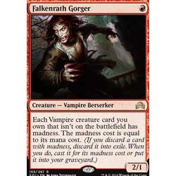 Magic löskort: Shadows over Innistrad: Falkenrath Gorger