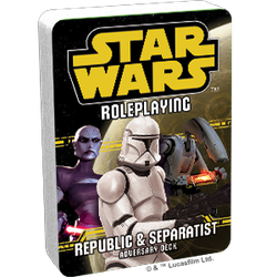 Star Wars: Age of Rebellion / Edge of the Empire: Republic and Separatist I
