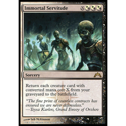 Magic löskort: Gatecrash: Immortal Servitude