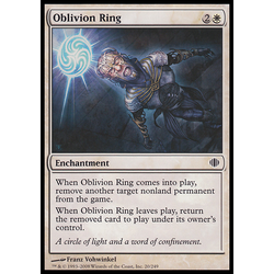 Magic löskort: Shards of Alara: Oblivion Ring