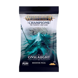 Warhammer Age of Sigmar: Champions - Wave 2 Onslaught Booster Pack