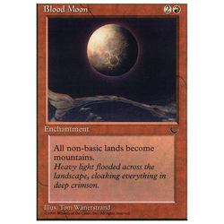 Magic löskort: Chronicles: Blood Moon