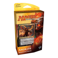 Magic The Gathering: Rivals of Ixalan Planeswalker Deck - Angrath