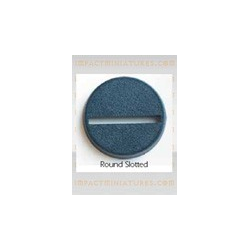 Fantasy Football Accessories - Round Bases 20mm (25) (Impact)