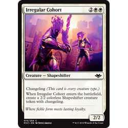 Magic löskort: Modern Horizons: Irregular Cohort