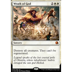 Magic löskort: Annihilation: Wrath of God