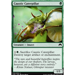 Magic löskort: Origins: Caustic Caterpillar