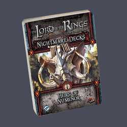 Lord of the Rings LCG: Heirs of Numenor Nightmare Deck