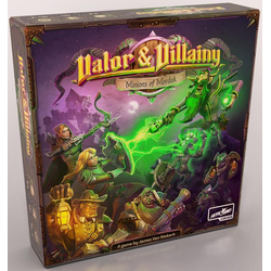 Valor & Villainy: Minions of Mordak (KS-Deluxe Edition)