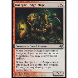 Magic löskort: Eventide Duergar Hedge-Mage