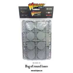 Bag of Round Bases (45)